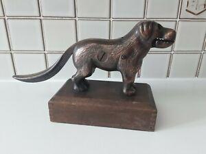 Dog Nutcracker Made In England Patent No 273480