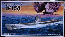 I 168 U-Boot Submarine la imperial japonesa marine, 1:350, 10648 Aoshima