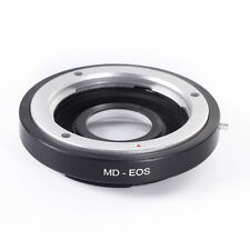 Minolta MD MC Lens to Canon EOS EF Adapter 60D 70D 77D 6D 7D 5D III III W/ Glass