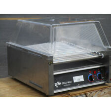 Star 45C Hot Dog Roller Grill Slanted Top Excellent Condition