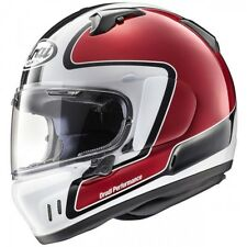 Casque Arai Renegade-v Outline Rouge Taille S