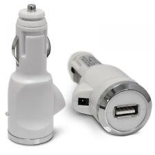 Adaptateur allume-cigare auto USB pour Samsung Galaxy : Grand, Grand 2