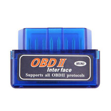 Mini OBD2 OBDII ELM327 v1.5 Android Bluetooth Adapter Auto Scanner Torque 1X