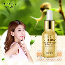 Snail Moisturiser Facial Face Care Cream Liquid Whitening Skin Moistening