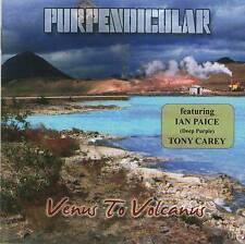 PURPENDICULAR - VENUS TO VOLCANUS -NEW ALBUM 2017 CD Jewel Case+GIFT Deep Purple