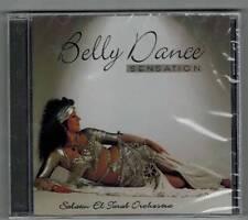 Danza del ventre CD-Salatin el Tarab Orchestra-bellydance Sensation