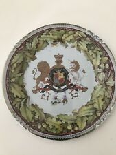 Royal Collection: The Oak plate 2001 Rare