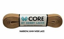 Derby Laces - Coffee Latte Brown - Core