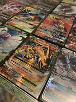 100+ Pokemon Card Lot, Guaranteed GX+, WOTC, Holo, Rares, NO DUPLICATES! 99'-20'