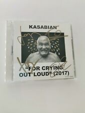 Kasabian For Crying Out Loud Deluxe CD Signed Autographed Album