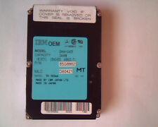2.5 Hard Disk Drive IBM OEM DHAA-2405 344MB 85G8862 D60421