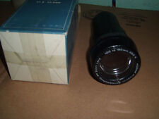 Elmo Projection Lens   F/3.5 100 to 150mm