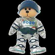 "SKANSEN BEANIE KID ""ROBO THE ROBOT BEAR""  MINT WITH MINT TAG"