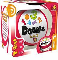 DOBBLE 1-2-3 LEGESPIEL ASMODEE  NEU