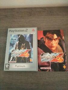 Tekken 4 Jeu PlayStation 2