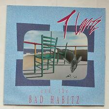 T LAVITZ AND THE BAD HABITZ   S/T  September ... ENVLP 525