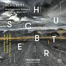 SCHUBERT: ARPEGGIONE SONATA & STRING QUINTET USED - VERY GOOD CD