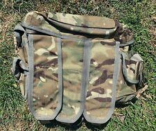MTP CAMO AMMO AMMUNITION GRAB BAG SATCHEL - British Army Issue , NEW