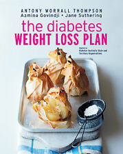 THE DIABETES WEIGHT LOSS DIET by Antony Worrall Thompson      ISBN 9781856266444