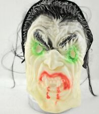 Vintage Dracula Mask Vampire Halloween Mask