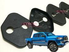 4PCS door lock striker cover for Toyota 16~17 Tacoma 3rd generation ◎