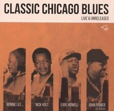 CDs de música chicagos blues blues live