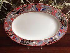 HUTSCHENREUTHER Leonard Paris CAMARO -  edle ovale Platte / Fleischplatte 34,5cm
