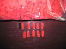 10 Stück  D-SUB Staubschutzkappe 15 polig Buchsenstecker  Neuware