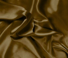 Silk~Y Satin Lingerie Bed Sheet Set King Copper