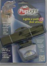 PUPLIGHT DOG SAFETY LIGHT Silver-