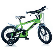 "Bici 14"" Boy gomma gonfiabile Dino Bikes"