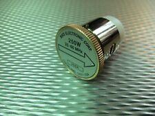 Bird 43 Thruline WattMeter Element 250W 250A 25-60MHz