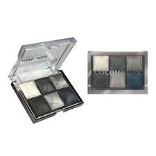 Technic Colour Max Eyeshadow Palette 6 Baked Metalic Smoky Set Rolling in It