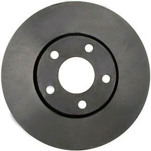 Disc Brake Rotor-Non-Coated Front ACDelco 18A634A
