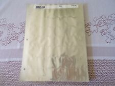 Negative sleeves Clear-file Archival Plus for 35mm 80 pages 7 slots/page