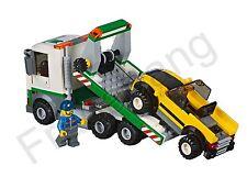 LEGO 60097 città Quadrato Lastra piana Camion Con Auto & Guida Solo Dividere Da