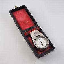 Cronometro - Antico/Antico - 10.000 R.P.M Old Stopwatch - Meccanico - Astuccio