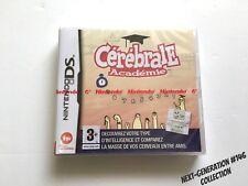 Nintendo DS - Cerebral Academie