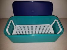 Tupperware Kühlschrank Modular Rechteckig 6L Superstar veggie Container Behälter