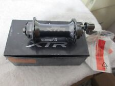 nos Shimano xtr m-960 front hub with skewer 36 holes