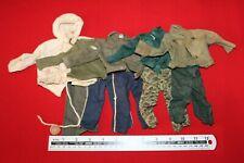 ORIGINAL VINTAGE  ACTION MAN Collection of Damaged Clothes CB40675