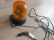 COBO  Magnetic Amber Beacon Rotating Light  12V         Made in ITALY