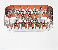 MC Escher Reiter Poster Kunstdruck Bild 55x65cm