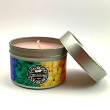 Fairy Dust Handpoured Highly Scented Candle Tin