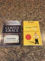 Lot of 2 Christian Books
