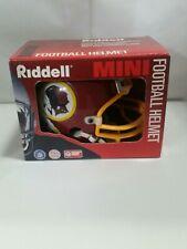 Riddell Mini Football Helmet-Washington Redskins-Autograph-Joe Theismann #7-1996