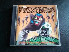CD FUZZTONES - MONSTER A GO-GO / très bon état