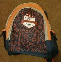 "Houston Astros Buddies Club Backpack 16"" x 13"""