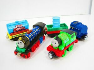 Thomas & Friends Take Along Take N Play Diecast Trains PATCHWORK HIRO & TENDER