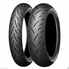 Coppia gomme pneumatici dunlop gpr300 120/70 17 180/55 17  bmw r  1200 r rt